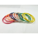New Old Stock 1980&#39s Plastic Bangle Bracelets