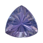 Tanzanite - 5mm Trillion Cut Loose Gemstone